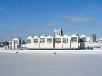 葬儀場新築工事 空調・換気設備工事